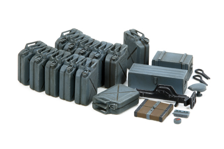 Tamiya 35315 German Jerry Can Set - Early Type
