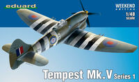 Tempest Mk.V Series 1 Weekend edition