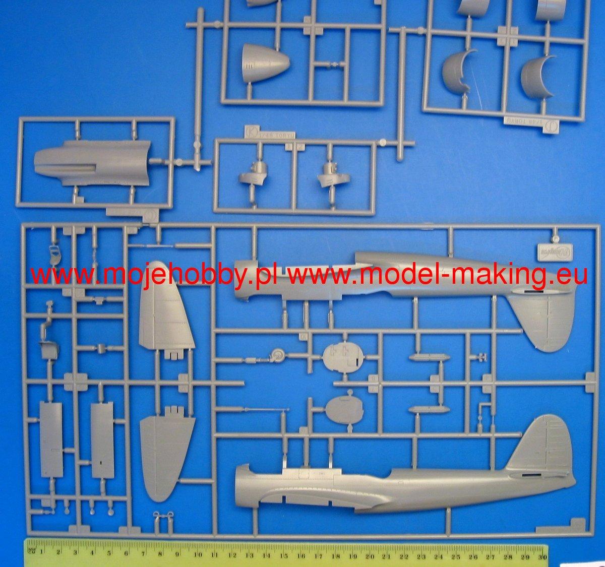 25/Set Modellino in plastica 2 Pegasus pg7602/ /Carro armato 1//72/tedesco E