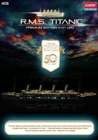 R.M.S. Titanic Premium Edition with Led - Image 1