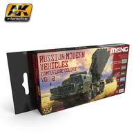 MC-807 Russian Modern Vehicles Camouflage Set 2