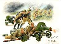 SOVIET MACHINE GUNS WW2 - Image 1