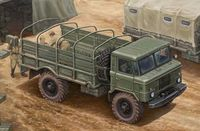 Russian GAZ-66 Light Truck I - Image 1