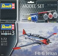 T-6 Texan Model Set