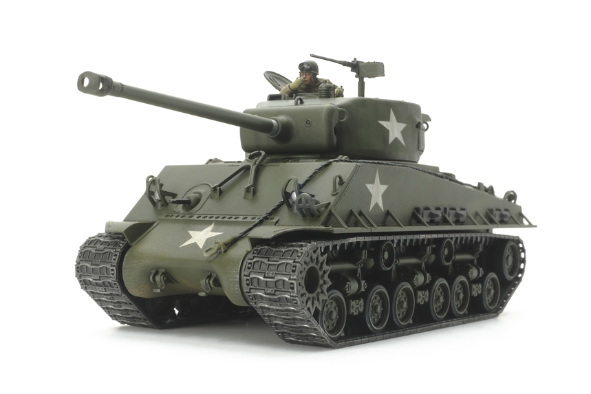 "Us Medium Tank M4A3E8 Sherman ""Easy Eight"" - Image 1"