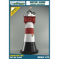 Roter Sand Lighthouse