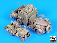 British SAS jeep  - chevrolet SAS for Dragon - Image 1