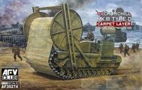 Churchill Mk III TLC Carpet Layer Type D One of Hobarts Funnies - Image 1