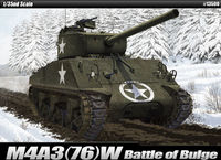 M4A3(76)W Battle of Bulge - Image 1