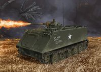 M132 Armored Flamethrower (Smart Kit)