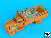 German army truck G917 T accessories set for ICM - Image 1