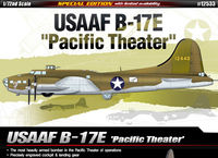 "B-17E USSAF ""Pacific Theater"""