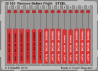 Remove Before Flight STEEL - Image 1