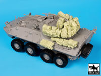 Autralian ASLAV accessories set for Trumpeter