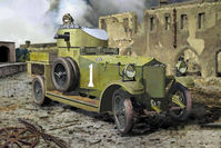 British Armoured Car (Pattern 1914)