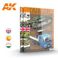 Tanker Issue 09. Rarities & Variants