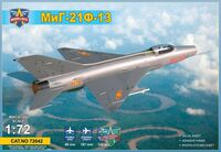 MiG-21 F-13 Supersonic jet fighter - Image 1