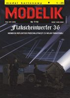 FLAKSCHEINWERFER 36