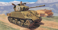 American Medium tank M4A2 Wet Sherman - Image 1