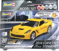 2014 Corvette Stingray Mofdel Set
