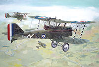 RAF S.E.5a (w/Hispano Suiza) WW1 fighter - Image 1