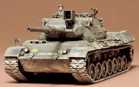 German Leopard Medium Tank - Image 1