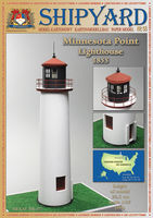 Minnesota Point Lighthouse nr58 skala 1:87