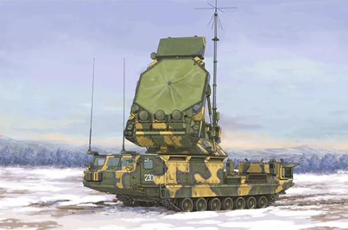 S-300V 9S32 Grill Pan Tracking Radar - Image 1