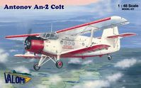 "Antonov An-2 Civil version ""Aeroclub Czech and Moravy"""