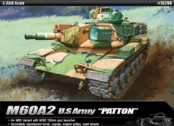 "U.S. ARMY M60A2 ""PATTON"" - Image 1"