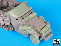 M 4 mortar carrier accessories set N°1 for Dragon - Image 1