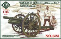 """Russian Trekhdyujmovka"" Model 1902"