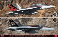 F/A-18E/F Super Hornet (2 kits) Limited Edition - Image 1