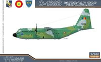 "C-130B ""HERKULES"" Romanian Air Force"