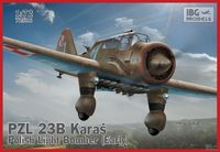 PZL.23B Karaś - Polish Light Bomber (Early production) - Image 1