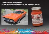 1172 Hemi Orange (General Lee) - Image 1
