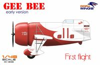 Gee Bee Super Sportster R-1 (early version) - Image 1