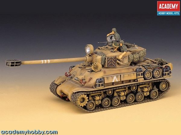 IDF M-51 Super Sherman - Image 1