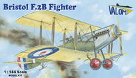 Bristol F2B Fighter (Dual Combo with 2 kits)