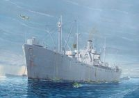 WWII S.S Jeremiah O Brien (type Liberty)