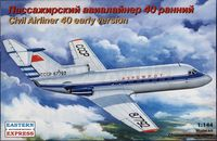 Civil Airliner 40 early version - Image 1