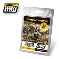 JUNGLE LEAVES - Image 1