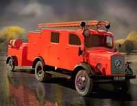 L1500S LF 8, German Light Fire Truck - Image 1
