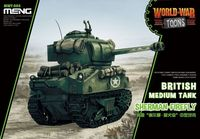 Sherman Firefly -  World War Toons - Image 1