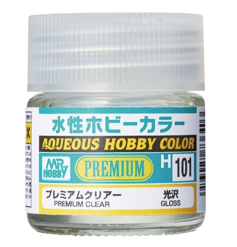 H-101 Premium Clear Gloss - Image 1