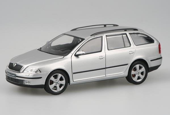 skoda octavia silver (2004) фирмы abrex