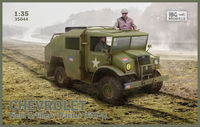 Chevrolet Field Artillery Tractor (FAT-4) - Image 1