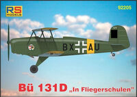 Bucker Bu-131 D In Fliegerschulen