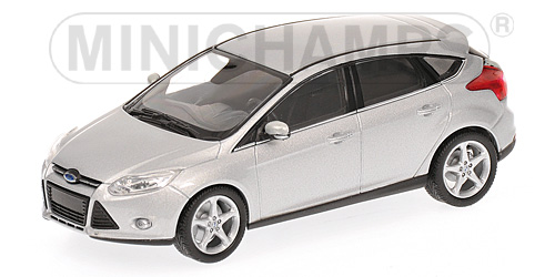 коллекционная модель ford focus 2