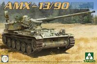 AMX-13/90 French Light Tank - Image 1
